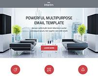 Interim - Multipurpose Email + Builder Access