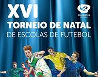 XVI Torneio de Natal de Escolas de Futebol