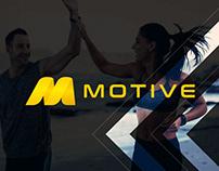 Motive Social Fitness App