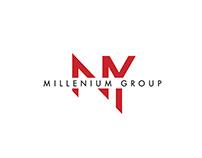 Millenium Group NY Branding