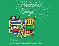 Bedtime Boys - Podcast Artwork