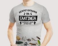 Shirt - Camisa Caatinga