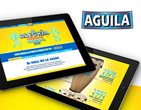AGUILA - SITE FERIA DE CALI