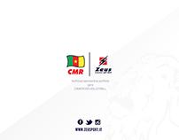 Cameroon Volleyball National Team - Zeus