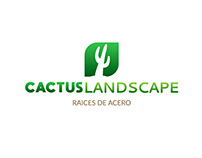Cactus Landscape - logotipo