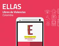 ELLAS, Libres de Violencias
