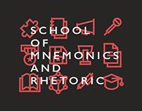 School of mnemonics and rhetoric