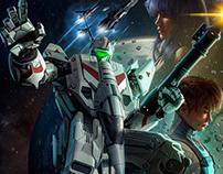 Robotech (Fake Cover #8)