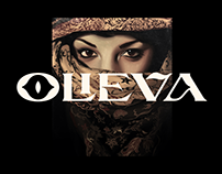 OLIEVA - DISPLAY FONT