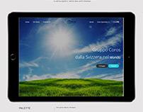 Coros Website