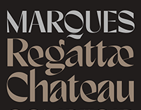 Marques Typeface