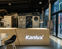 Kanlux showroom