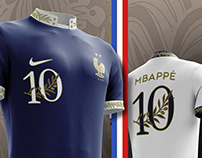 Équipe de France | Football Kit Concept