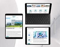 WinnerMedical - Cross device responsive web site / app