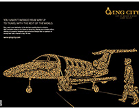Qing City Aamby Valley - Launch Campaign