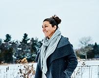 Fernande Ouellet Portrait - Personnalité de l'année