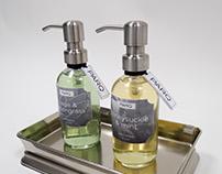 PARQ Herbal Soap