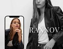 Rannov - ecommerce fashion store