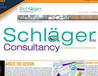 Sclager Consultancy Logo Design 2014