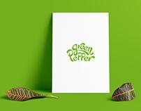 Green Pepper Restaurant Logo