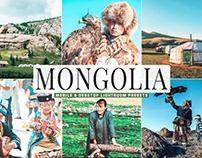 Free Mongolia Mobile & Desktop Lightroom Presets