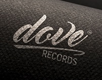 Logo Design for Dove Records