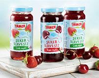 Tamek Jam - Sugar free