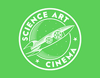 Science Art Cinema Identity