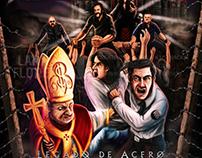 ALMETAL COVER ARTWORK