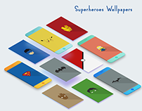 Superheroes Wallpaper