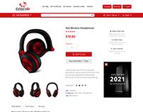 Eshtery Ex Ecommerce website 3