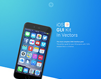 FREE iOS 9 GUI Kit