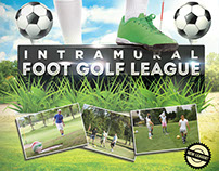 FOOT GOLF LEAGUE