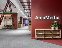 Office for AmoMedia / Genesis IT company
