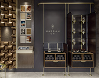 MARRAM POP UP RETAIL CONCESSION - CONCEPT 3