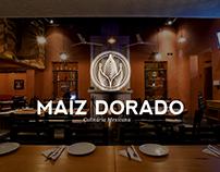 Maíz Dorado, Brandscaping