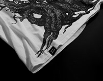 The Hollow Tree T-shirt for Eatbrain
