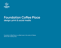 Foundation Coffee Place / design