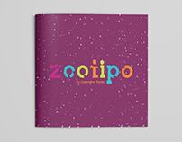 Zootipo . Um Zoológico Tipográfico