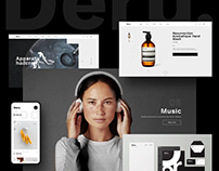 Deru: a platform for unique design