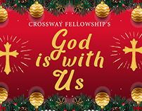 Christmas Banner for Church