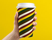 GRA10 Paper Cup Design Set