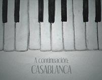 """Un Día en Casablanca"" TCM Teaser"