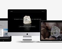 The Foxfire Diamond website