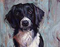 Portrait of Bella