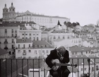 Mother´s day & Lisbon on 35 mm