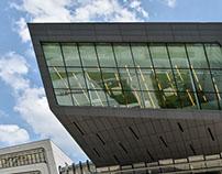 Bibliotheek  Studiecentrum Universiteit Wenen, 2016