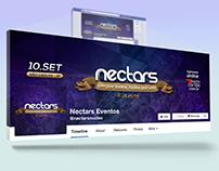 Capa para Evento - Nectars 4 anos