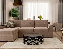 Design interior livingroom