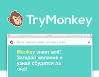 """The Monkey knows everything"" project"